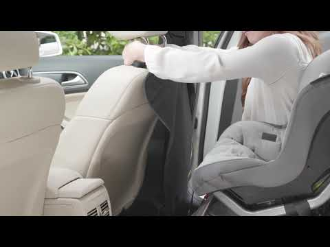 Brica munchkinзащитный коврик на спинку передних автомобильных сидений 1шт.