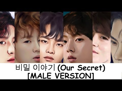 Male Version | GFRIEND 여자친구 - 비밀 이야기 Our Secret