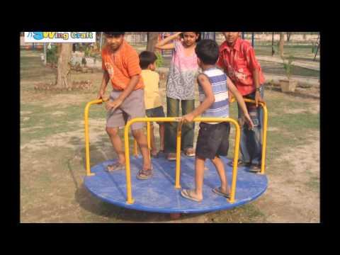 Outdoor Playground Equipment for Park & School YK- 22