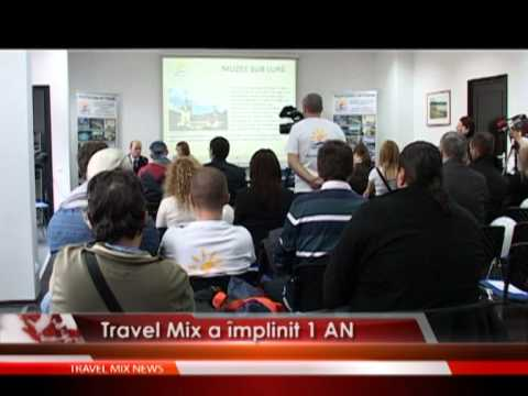 Travel Mix a împlinit un an