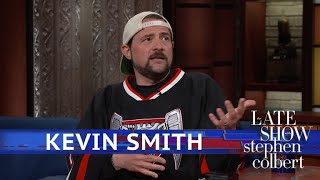 How Kevin Smith Stayed Calm During A Heart Attack