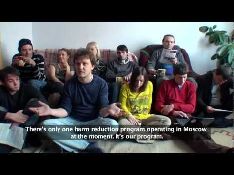 Harm Reduction services for 3000 Moscow drug users