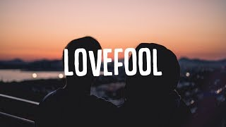 twocolors - Lovefool (Lyrics)