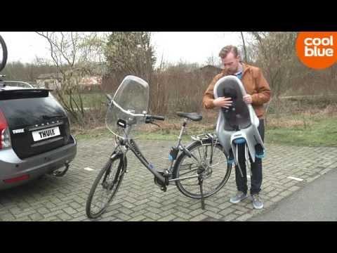 Thule RideAlong fietsstoeltje productvideo (NL/BE)