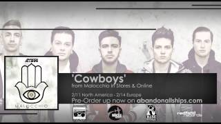 Abandon All Ships - Cowboys
