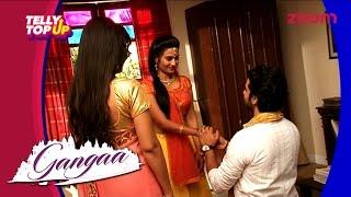 OMG! Is Gangaa PREGNANT? | #TellyTopUp