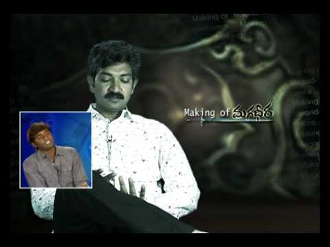 Making of Magadheera