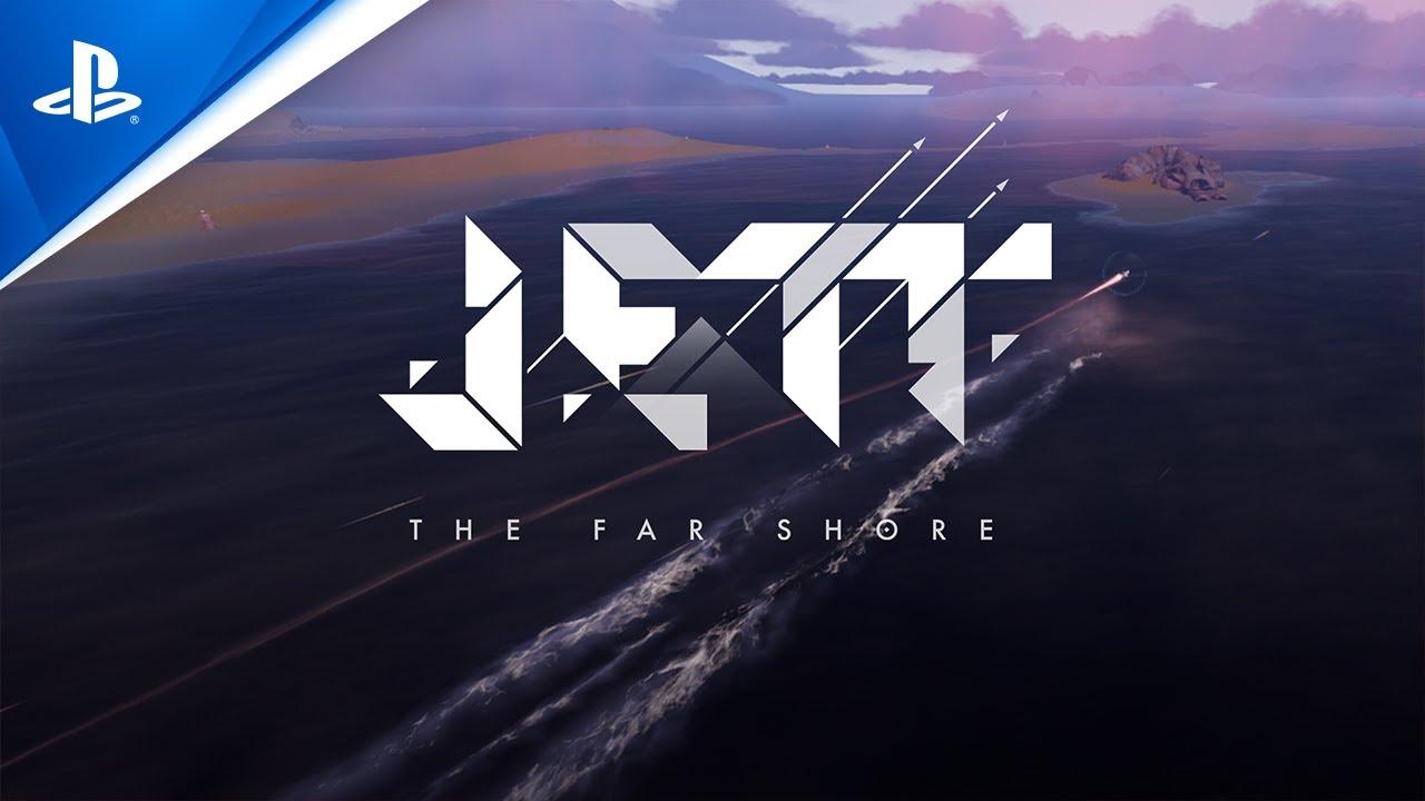 Primer vistazo al juego Jett: The Far Shore