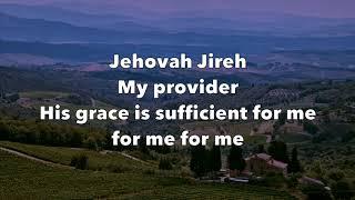 Jehovah Jireh - Don Moen