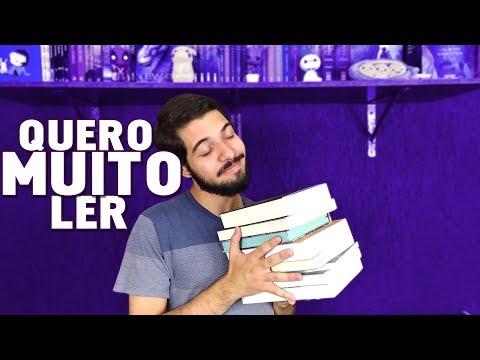 LIVROS PARA LER EM 2019 | Meta - TBR | O Refúgio