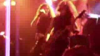 DragonForce - Operation Ground And Pound(live Barcelona)
