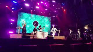 The Human League at Lets Rock Liverpool 2019