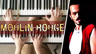 El Tango De Roxanne from Moulin Rouge! - Piano Cover