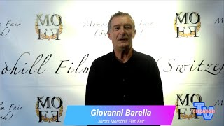 'Chiasso News speciale Momòhill Film Fair giovedì 14 novembre' episoode image