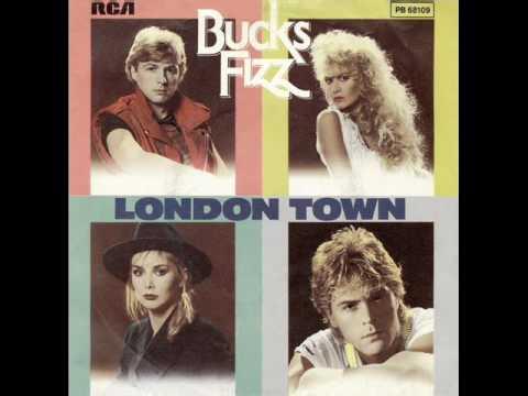 Bucks Fizz - London Town (Extended Club Mix)