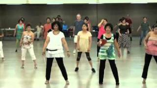Line Dance: I Have A Dream