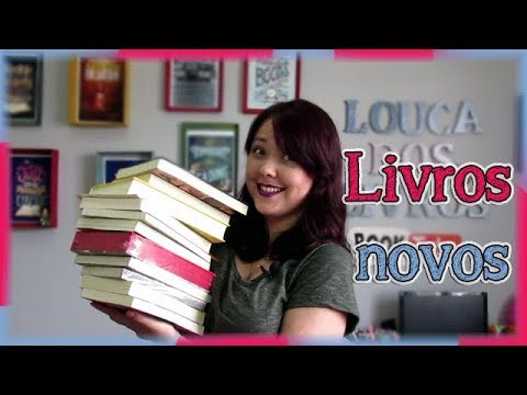 Bookhaul - últimos meses | Louca dos livros 2018