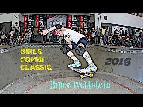Girls Combi Classic 2016: Bryce Wettstein