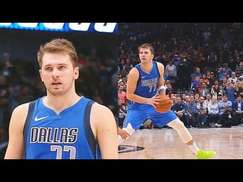 Luka Doncic UNREAL Career-High Highlights vs Spurs - 42 Points With 11 Assists & 11 Rebounds