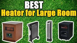 Best Heater for Large Room 2021 [RANKED] | Best Reviews USA