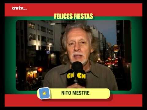 Nito Mestre video Saludos  - Fiestas 2014