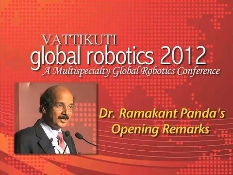 Dr. Ramakanta Panda_Opening Remarks