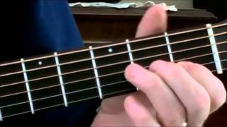 "Charlie Daniels ""Uneasy Rider"" Intro Guitar Lesson"