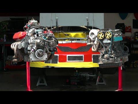 BlackOut - Ep18 - 2JZ NASCAR
