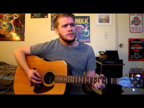 Difference Maker - NEEDTOBREATHE - Brett Weaver Acoustic Cover Mp3