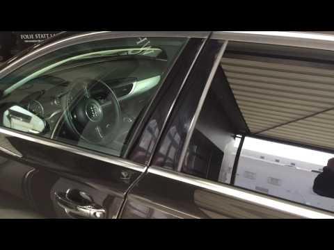 Scheibentönung Pforzheim Audi A6 Allroad