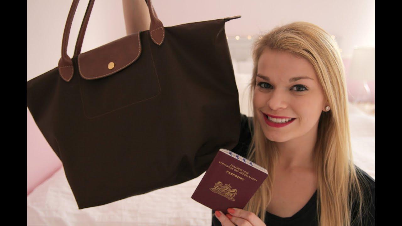 Reisserie: Wat zit er in mijn handbagage?