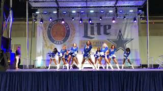 Hank Williams Jr. - Son of a Bitch I'm Tired - With Dallas Cowboys Cheerleaders