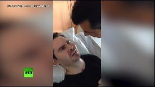 Во Франции мужчину после семи лет комы могут отключить от системы жизнеобеспечения