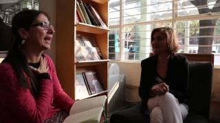 Andrea Ferrari entrevista en CILELIJMX