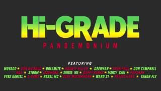 HI-GRADE taster from forthcoming album 'PANDEMONIUM'