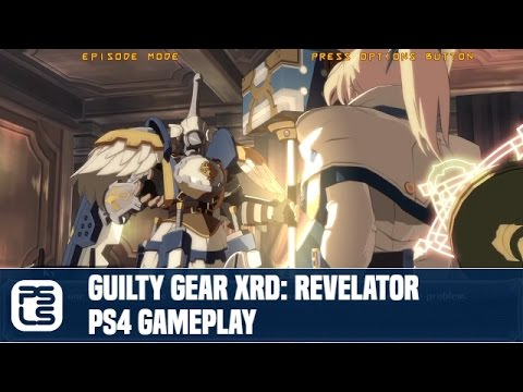 Видео № 1 из игры Guilty Gear Xrd Revelator [PS4]