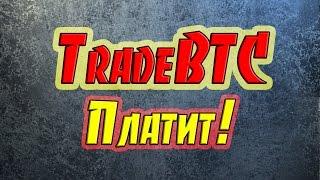 TradeBTC.Biz - TradeBTC Проект ПЛАТИТ!