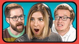 Download Video YouTubers React to YouTube Rewind 2018 #YouTubeRewind MP3 3GP MP4