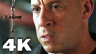FAST & FURIOUS 8 - ALL Trailers Compilation [Ultra HD 4K]