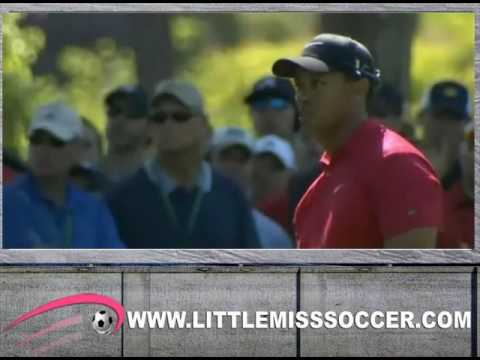 Tiger Woods Hole In One Masters Augusta 2010