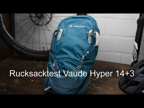 Rucksack Test Vaude Hyper 14+3