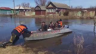 Потоп в Аткарске