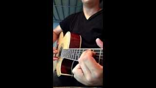 Instrumental - Acoustic Guitar Cover Of Clear The Stage By Jimmy Needham