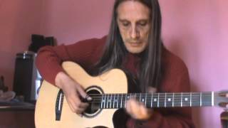 Wasted Sunsets - Fingerstyle - (Deep Purple)