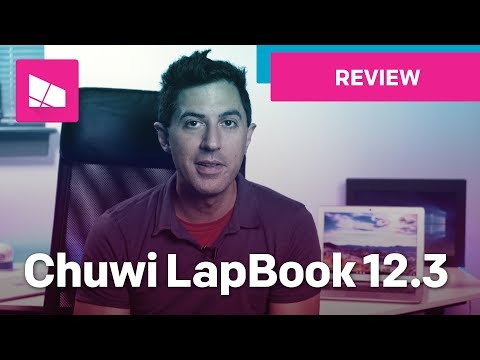 Chuwi LapBook 12.3 Review: A $300 laptop with an exceptional display
