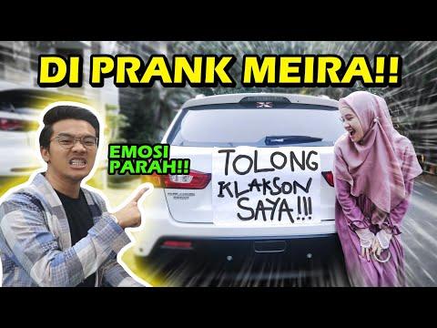 GA PERNAH SEMARAH INI SEUMUR HIDUP!!! 🤬 di PRANK Meira!!