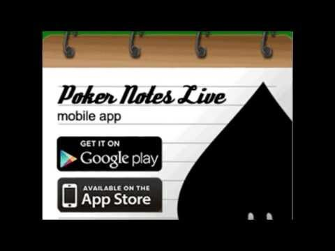 Video of Poker Notes Live