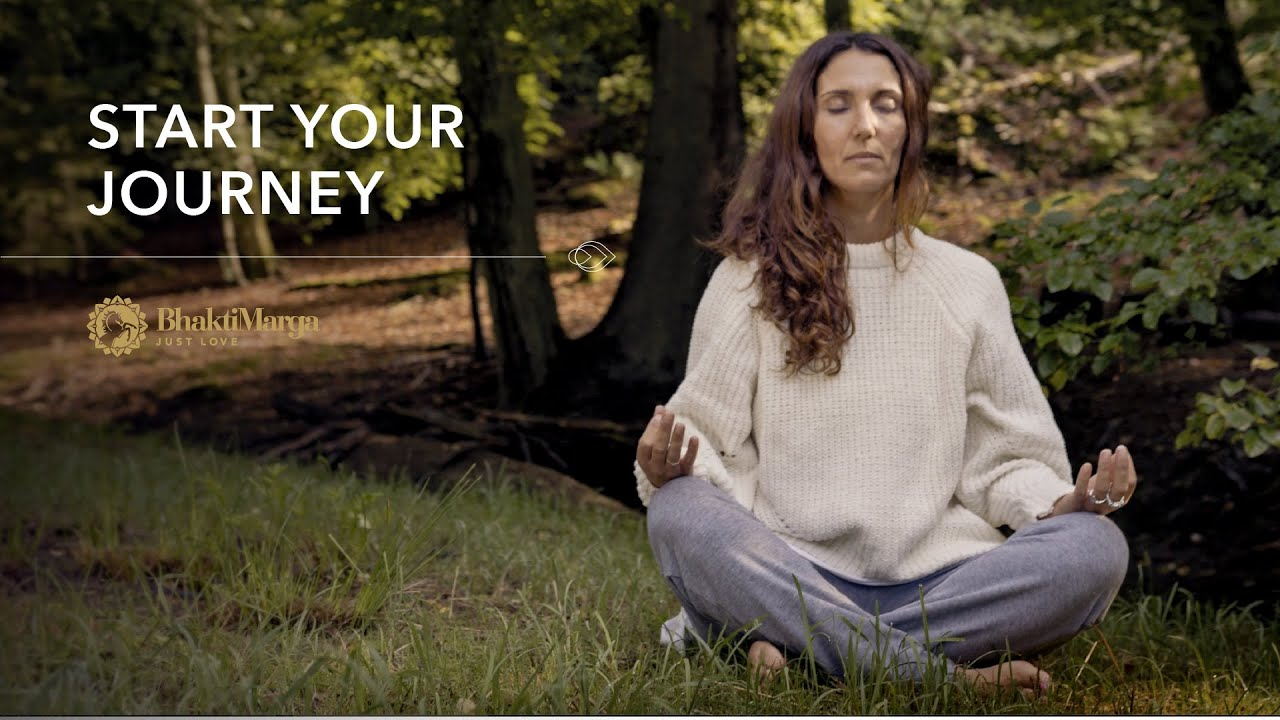 Start your Journey with Yoga & Meditation