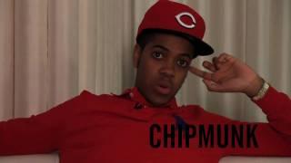 Chipmunk talks 'Transition'