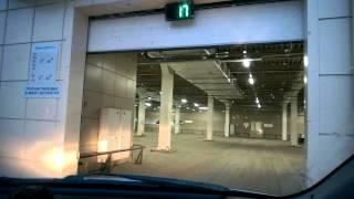 Кемерово, Зимняя Вишня, Автоматизированный парковочный комплекс(въезд)